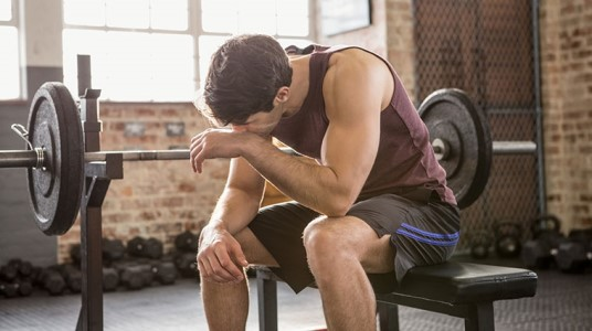 9 Weird Signs You're Overtraining