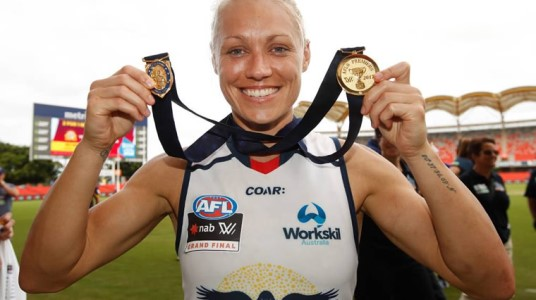 Erin Phillips Wins Everything... Ever