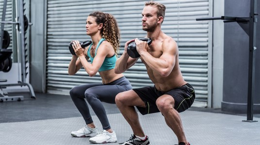 A Beginner's Guide To Toning Up With Kettlebells