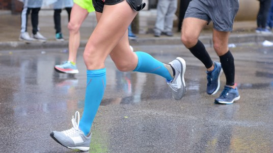 Will Running In The Rain Make You Sick?