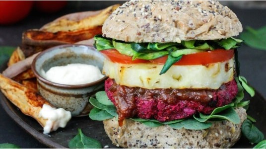 Healthy Eating Jo Shares Her Epic Vegan Burger Recipe