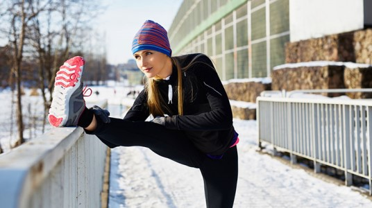 What You Need To Know About Running In the Cold